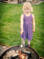 Marshmellows (Glamping May 2014, Nr Bridgwater)